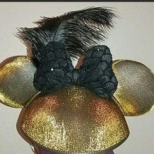 Authentic Disney Parks Minnie Mickey Ears